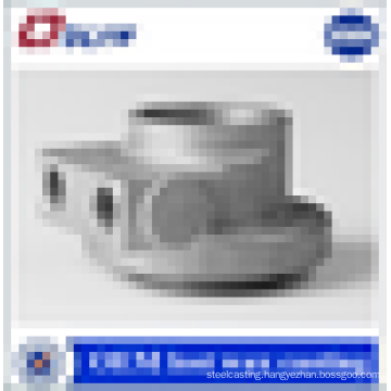 Customized stainless steel precision casting pump valve parts lost wax casting