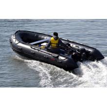 26FT Rescue Boat, bateau gonflable, bateau d'aviron pour les prix de vente bateau