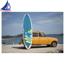 Durable inflatable sup board with msl for surfing
