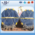 PVC coated Tarpaulins for the wind tower industry
