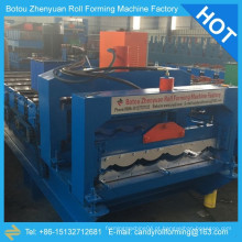 Máquina de forma de rolo, máquina de laminagem a frio, máquina de rolo anterior