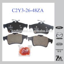 Venta al por mayor almohadillas de freno de disco de coche para MAZDA 3 / Primera OEM: C2Y3-26-48Z