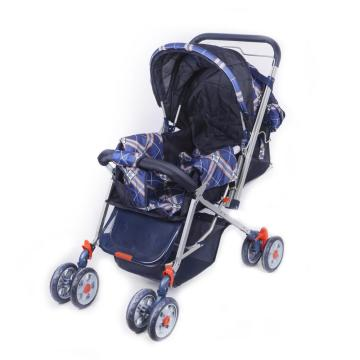 Whole Canopy Luxury Baby Stroller with Nursery Bag