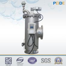 80micron al aire libre de riego máquina de filtro de agua subterránea con el precio