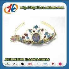 Fashion Plastic Crown Moulding mit Ringen für Mädchen