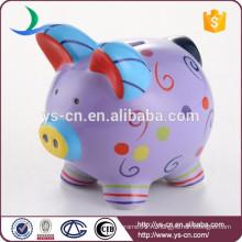 Новый! Прекрасный Керамический Банк монет с изображением свиней