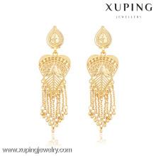 91037- Xuping últimas ventas directas de la fábrica India pendientes de la borla de la joyería