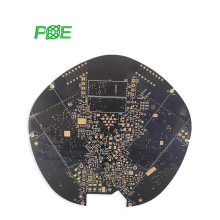 High-tech multilayer printed circuit board PCB assembly PCBA samples