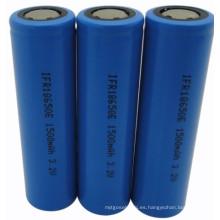 Energía de la batería de iones de litio LiFePO4