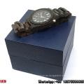 Top-Qualität Ebony-Wooden Uhren Quarzuhren