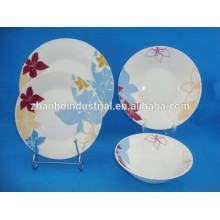 Fine 20pcs vaisselle en céramique set dishware