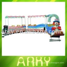 Équipement d'amusement électrique pour enfants - Train électrique