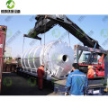 US Wastetireoil Tire Crusher Machine for Sale Pyrolysis Companies