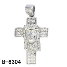 Nuevo diseño Hip Hop Jewelry Sterling Silver Pendant