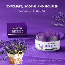 Hot Selling Himalayan Salt Scrub Natural Body Sugar Scrub Exfoliate Skin Whitening Body Scrub