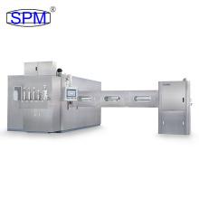 SPM Blow Fill Seal Machine Plastic Ampoule Production