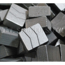 Supply Professional Diamond Tool Segments, Diamond Segments for Granite