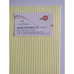 Auto Heavy Duty Air Filter Paper