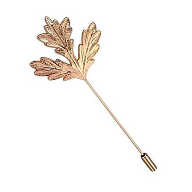 Maple Leaf Charms Stick Pins