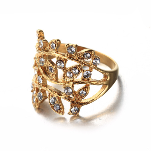 gold women ring