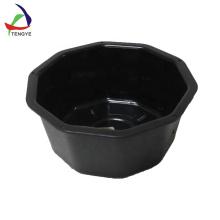 Индивидуальный глубокий вакуум-образующий пластиковый таз
