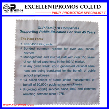 Promotional Logo Printed Cheap Microfiber Clean Clothes (EP-C57312)