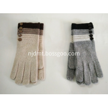 Ladies Fashion Knitted Gloves