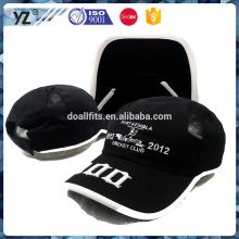 Alta calidad respirable vendedora caliente del qith del gorra de béisbol para la venta al por mayor