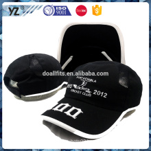 hot selling breathable baseball cap qith high quality for wholesale