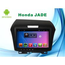 Для Honda Jade Автомобильный DVD-плеер для 9 дюймов с GPS-навигацией / TV / WiFi / Bluetooth
