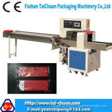 Automatic Red Pocket Paper Flow Pack Packaging Machine