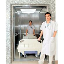 Sala de máquinas XIWEI Menos Elevador de hospital con buen precio