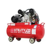 Low Noise APCOM Belt drive 3 phase 3 hp 3hp 2.2 kw 2.2kw piston air compressor