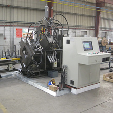 Tapm1412 metal angle punching line machine