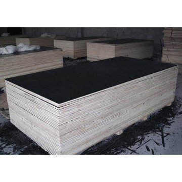 18 mm brown and black film faced plywood
