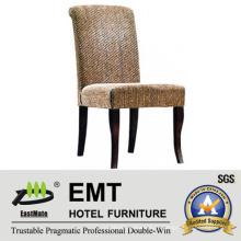 Chaise en bois en bois de haute qualité (EMT-066)