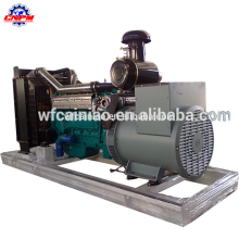 Chinesische Fabrik wassergekühlt 6 Zylinder 4 Takt ricardo 120kw Generator zum Verkauf