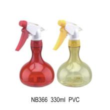 Bouteille en plastique de pulvérisateur de PVC mini déclencheur pour le jardin (NB366)