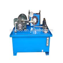 Hydraulische Systeme für Bopp-Bandschneidemaschine