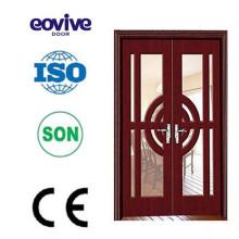 Preço de arco de porta de madeira em branco design europeu