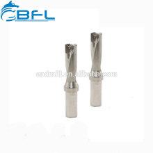 Forets à point fixe BFL, forets à point fixe de haute qualité en carbure de tungstène