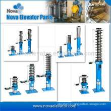 Hydraulic buffer Oil buffer with spring outside