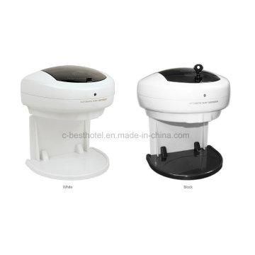 Автоматический диспенсер для жидкого мыла 600 мл, диспенсер для распыления спирта со светодиодным дисплеем