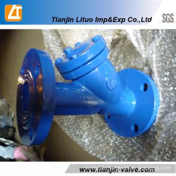 Tianjin Best Cast Iron Y Strainer Manufacturer