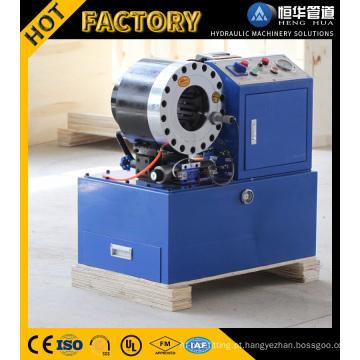 Máquina de friso de mangueira hidráulica econômica e prática com melhor preço