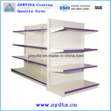 Powder Coating for Shelves
