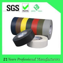 Fita de isolamento de PVC colorido para empacotamento de cabos