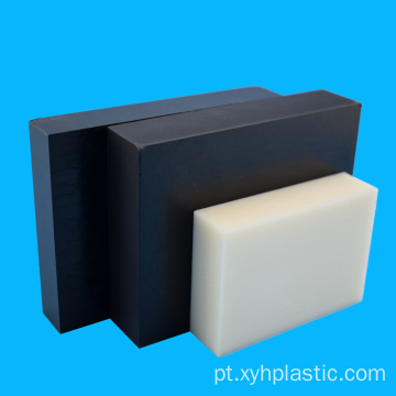 Folha plástica acetal do POM Polyoxymethylene