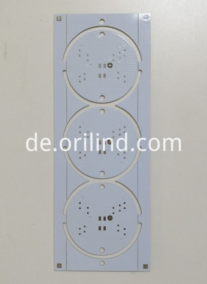 Aluminium base printed circuit board