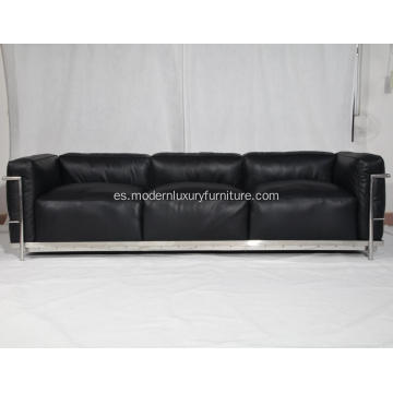 Lecorbusier LC3 Grand Confort Sofa réplica